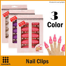 salon diy nail art tool gel off reusable keeper acrylic uv gel