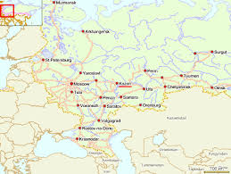 map of kazan maps of kazan