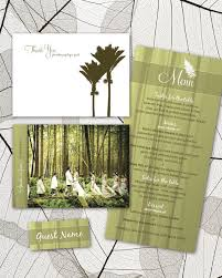 wedding invitations new zealand new zealand forest wedding invitation ink wedding invitations