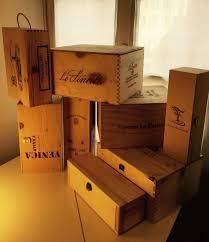 cassette vino usato idea libreria fai da te casse legno vino in 20122