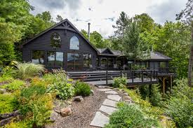 1 1 million for a lake of bays cottage with lots of outbuildings