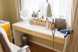 Ikea Micke Desk Makeup Swingncocoa Home Office Part 1 The Before