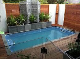 small backyard pool ideas outdoor living eye catching small modern backyard swimming pool at