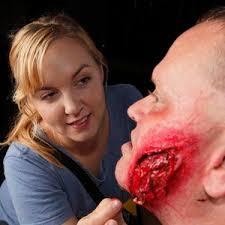 Special Effect Makeup Schools 8 Best Monsters Horror Images On Pinterest Monster Makeup
