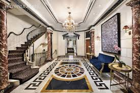 rent the opulent upper east side mansion once home to versace for