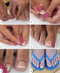 striped nails tutorial avon deluxe chocolate avon bare necessity