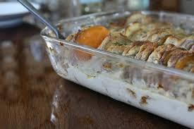 scalloped potato casserole with root vegetables scalloped potato