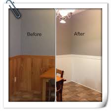 White Paneling For Bathroom Walls - best 25 wood paneling makeover ideas on pinterest paneling