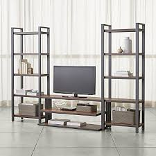 Media Room Pictures - tv stands media consoles u0026 cabinets crate and barrel