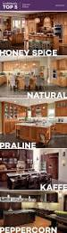 Natural Hickory Kitchen Cabinets Best 25 Stain Kitchen Cabinets Ideas On Pinterest Staining