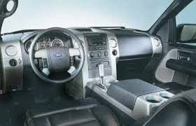 Ford Truck Interior We Love Ford U0027s Past Present And Future 2000 2009 Ford Trucks