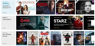 amazon launches new movie and tv streaming service neowin