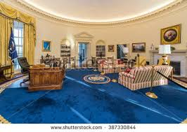 Oval Office White House White House Oval Office Stock Images Royalty Free Images