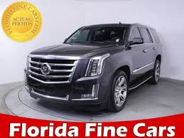 used cadillac suv for sale used cadillac suv for sale in miami fl florida cars