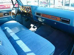 Chevrolet C10 Interior 1977 Chevrolet Silverado C10