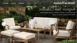 Smith And Hawken Teak Patio Furniture by Beautiful Smith And Hawken Teak Patio Furniture 43 With Additional