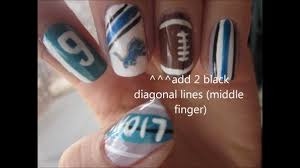 football nail art ideas gallery nail art designs