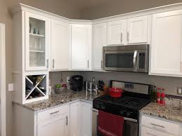 gray stained kitchen cupboards what color should i paint my kitchen cabinets textbook