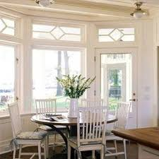 Round Table Granite Bay Round Glass Top Kitchen Table And Chairs Foter