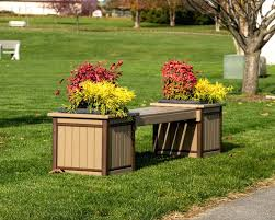 Outdoor Potters Bench Planters Atlantic Outdoor Wood Potting Bench Planter Boxes