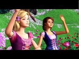 barbie diamond castle voices song music video