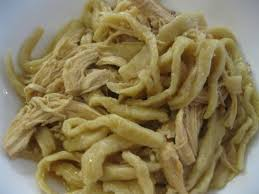 tasty noodles for soup recipes on turkey
