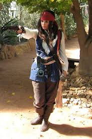 Halloween Jack Sparrow Costume Pirate Costume Costumes
