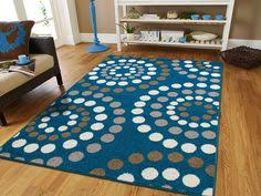 Area Rugs With Circles Generations Brand New Contemporary Modern Square And Circles Area