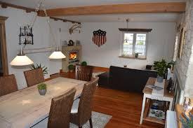Wohnzimmer Esszimmer Country Cottage Kappel Grafenhausen Ferienhaus 120 Qm 2