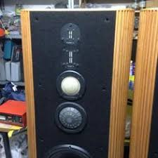 infinity kappa 9 killed lots of amplifiers cool speakers