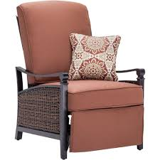 Outdoor Reclining Chairs Reclining Outdoor Lounge Chairs Patio Chairs The Home Depot