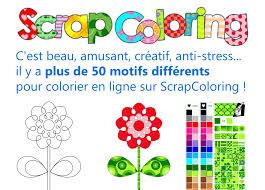 scrapcoloring coloriage en ligne et coloriages à imprimer