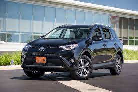 toyota sport utility vehicles 2016 toyota rav4 overview cars com