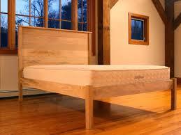 Savvy Rest Crib Mattress Savvy Rest Platform Bed The Green Design Center