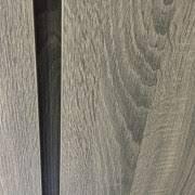 900mm Bathroom Vanity by Asti 900mm Light Grey Oak Timber Wood Grain Wall Hung Bathroom