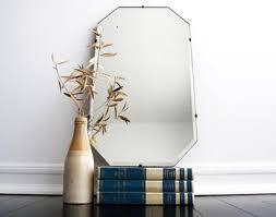 bathroom round frameless vanity mirror pictures decorations
