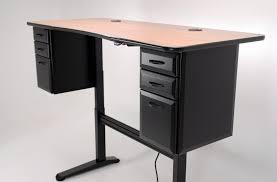 Office Desk Drawers Ergo Office 72 Adjustable Height Desk Martin Ziegler