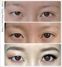 Light Brown Contact Lenses Thebunniehole Vancouver Youtuber U0026 Blogger Review Fairy 1 Day