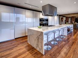 super bowl entertaining in these luxury kitchens