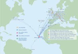 cape verde map world cape verde flight map luxury