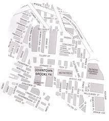 Williamsburg Brooklyn Map The Peopling Of New York Bed Stuy And Downtown Brooklyn
