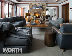 modern chic living room ideas 10 chalet chic living room ideas for luxury and comfortable