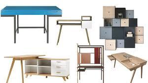 bibliothèque avec bureau intégré bibliothèque les meilleurs meubles pour ranger les livres côté
