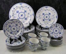 white royal copenhagen china dinnerware ebay