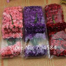 Artificial Flowers Wholesale 2017 Wholesale Scrapbooking Artificial Flowers Mulberry Paper