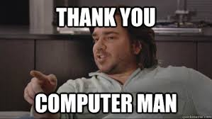 Man On Computer Meme - computer man memes quickmeme