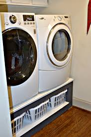 Diy Laundry Room Storage by Five Things Every Laundry Room Needs Friday Five The Diy Bungalow