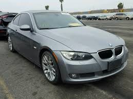 2007 bmw for sale 2007 bmw 328i for sale ca nuys salvage cars copart usa