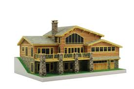 hand build architectural wood framework model house architectural models whiteclouds we build custom architectural