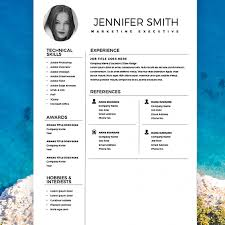 100 simple creative resumes 20 awesome premium psd resume